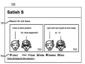 Google comic strips Zombies lounge