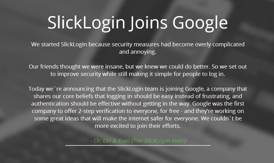 SlickLogin-Google-ZombiesLounge