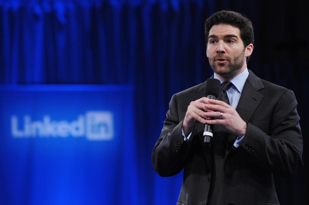 LinkedIn CEO Jeff Weiner!