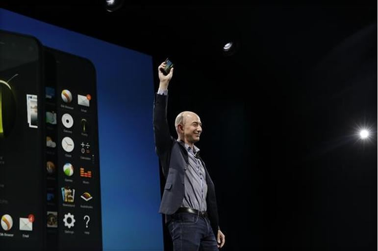 FirePhone : The first Smartphone from Amazon