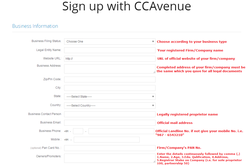 ccavenue-registration-form-part-1